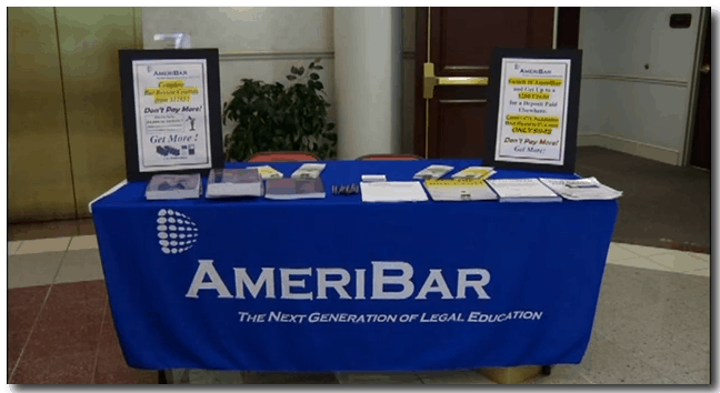 AmeriBar Table