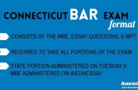 Connecticut Bar Exam Format