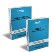 MBE Released Questions and Answers Books
