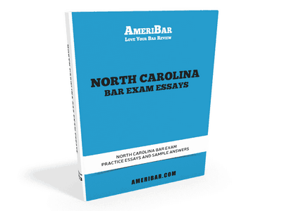 North Carolina Bar Exam Essay Questions