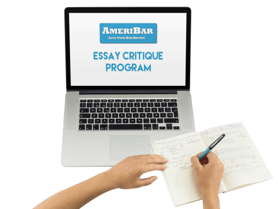 Bar Exam Essay Critiques