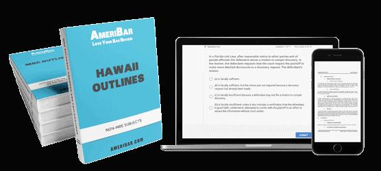 Hawaii Bar Review Course Enroll