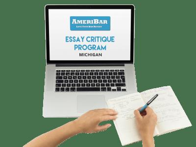 Michigan Bar Exam Essay Critiques