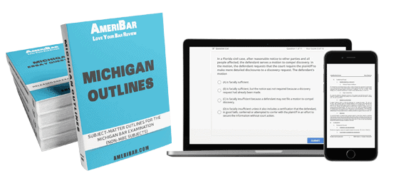 Michigan Bar Review Course Enroll