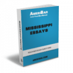Mississippi Bar Exam Essay Book