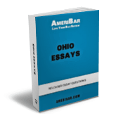 Ohio Bar Exam Essay Book