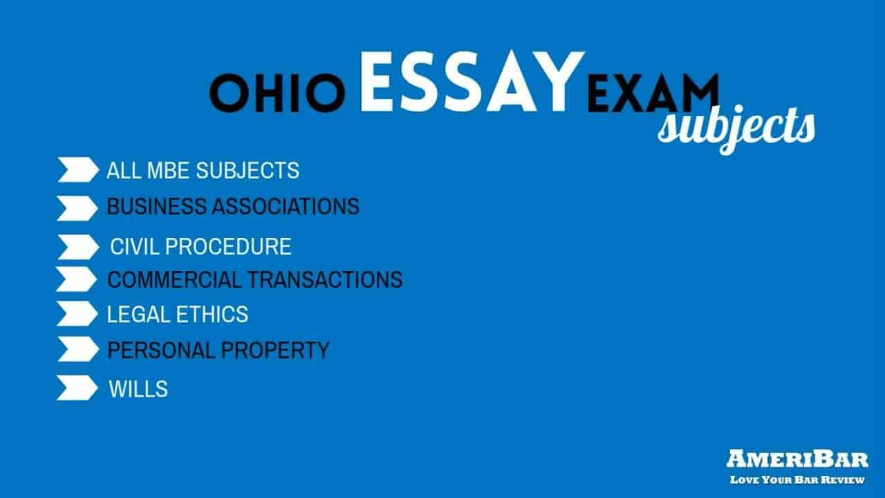 Ohio Bar Review Course and Bar Exam Prep | AmeriBar Bar Review
