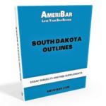South Dakota Bar Exam Outlines