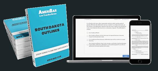 South Dakota Bar Review Course Enroll