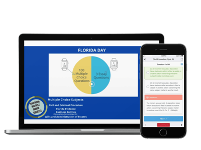 Florida Bar Review Course App